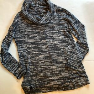 Aerie cowlneck soft sweater